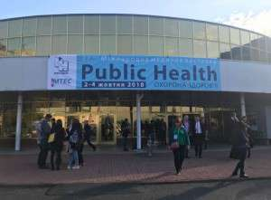 Public Health medical exhibition
