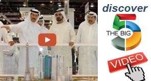 video discover the big 5 dubai